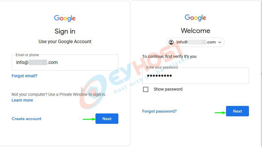 Google Workspace Admin Login